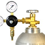 742HPN-Taprite High Pressure Double Guage Nitrogen Tank Beer Regulator